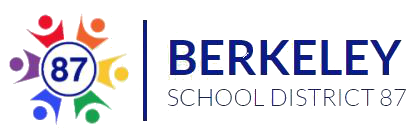 Berkeley School District 87 logo