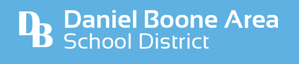Daniel Boone Area School District logo