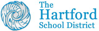 Hartford School District logo