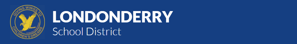 Londonderry School District logo