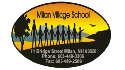 Milan Village School logo