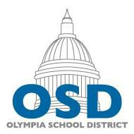 Olympia School District logo