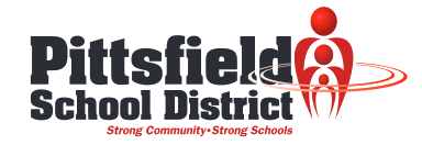 Pittsfield School District logo