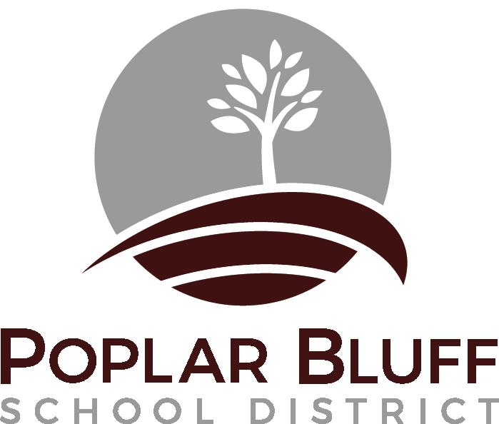 Poplar Bluff School District logo