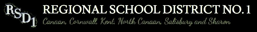 Regional School District 1 logo