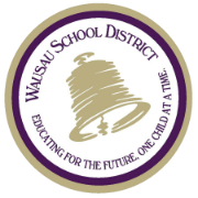 Wausau School District logo